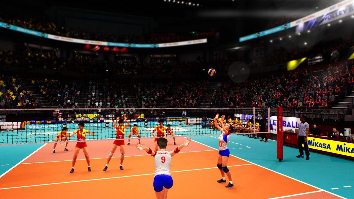 Как проходят волейбольные соревнования